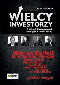 Wielcy inwestorzy okadka